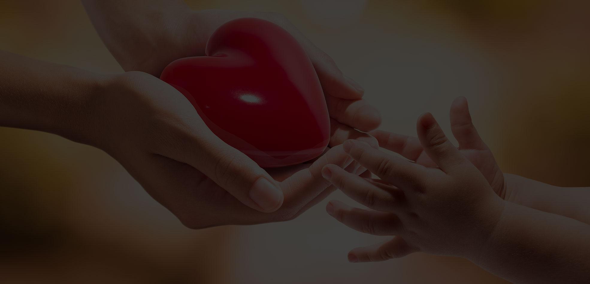 Help heal a Heart